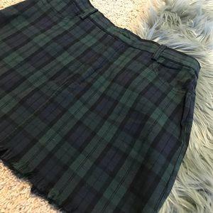 f7daffb25 Brandy Melville Skirts - Brandy Melville Plaid Juliette Skirt